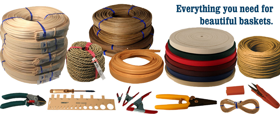 Basket Weaving Tools