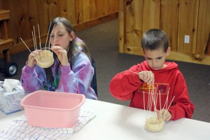 basketweaving for camps