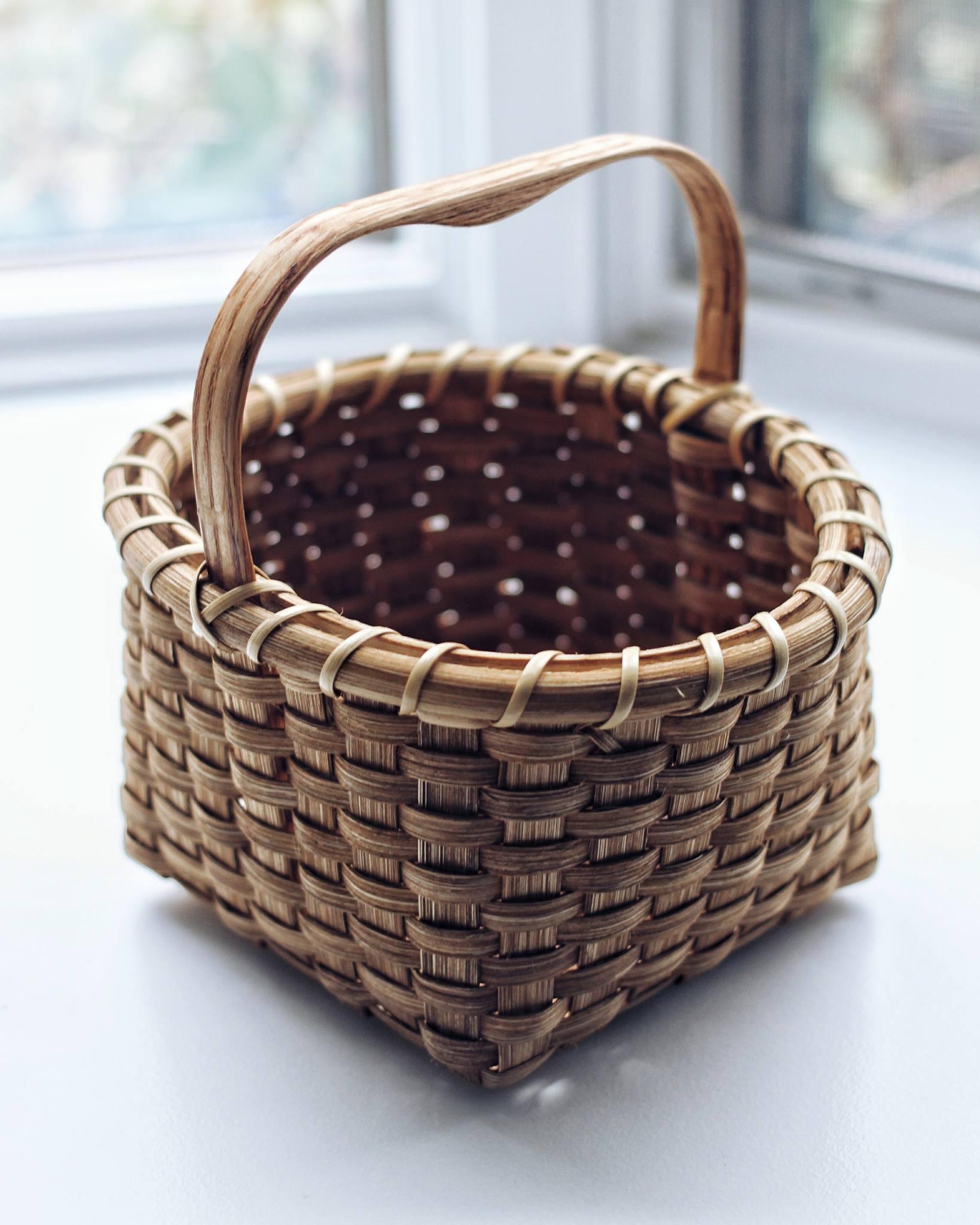 Cape Cod Blueberry Basket