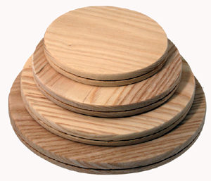 Slotted Round Bases
