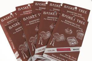 BasketTree Dye