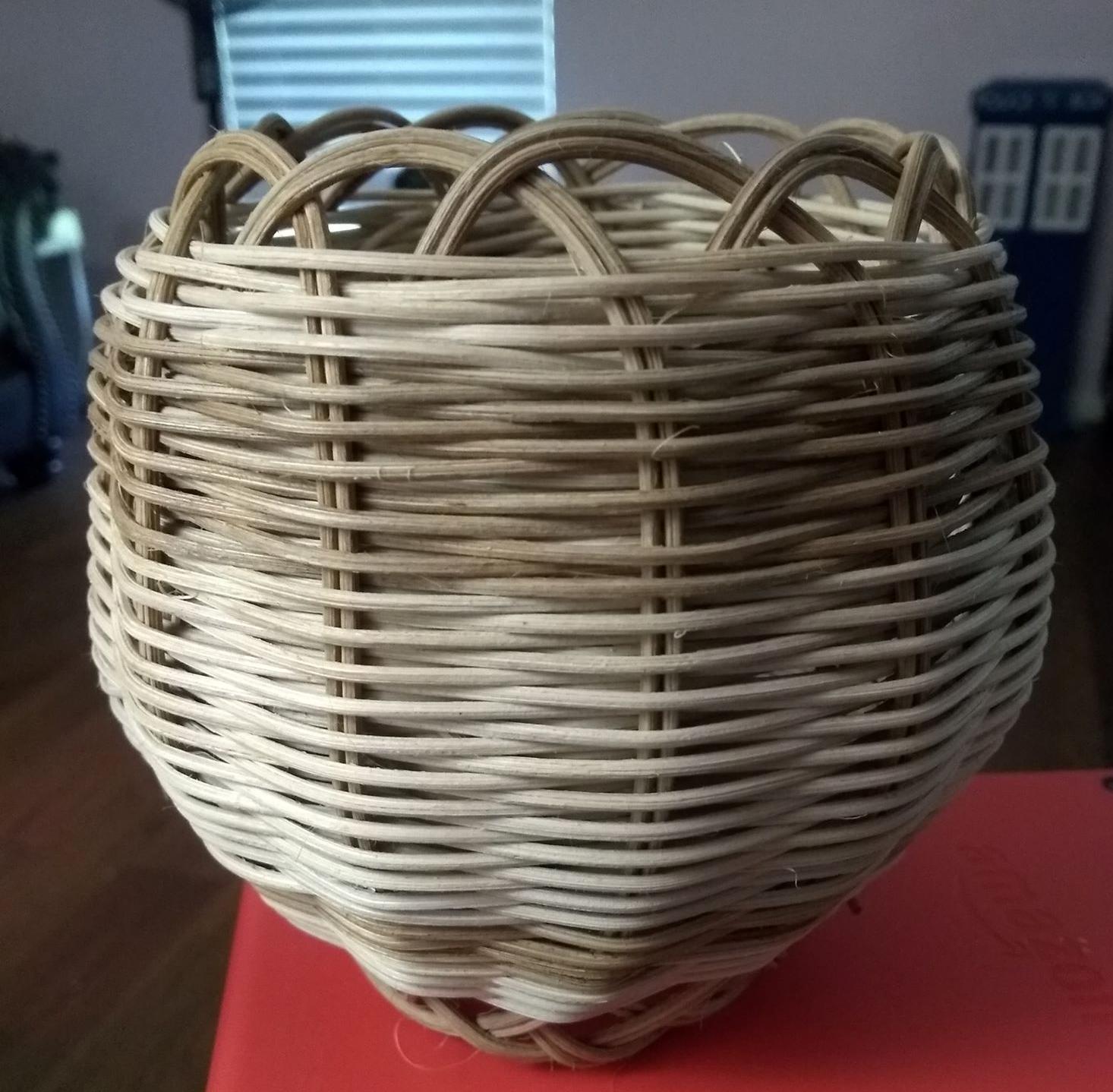 Cherokee Double Wall Basket Kit