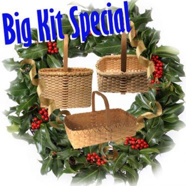 Big Kit Basket Weaving Special