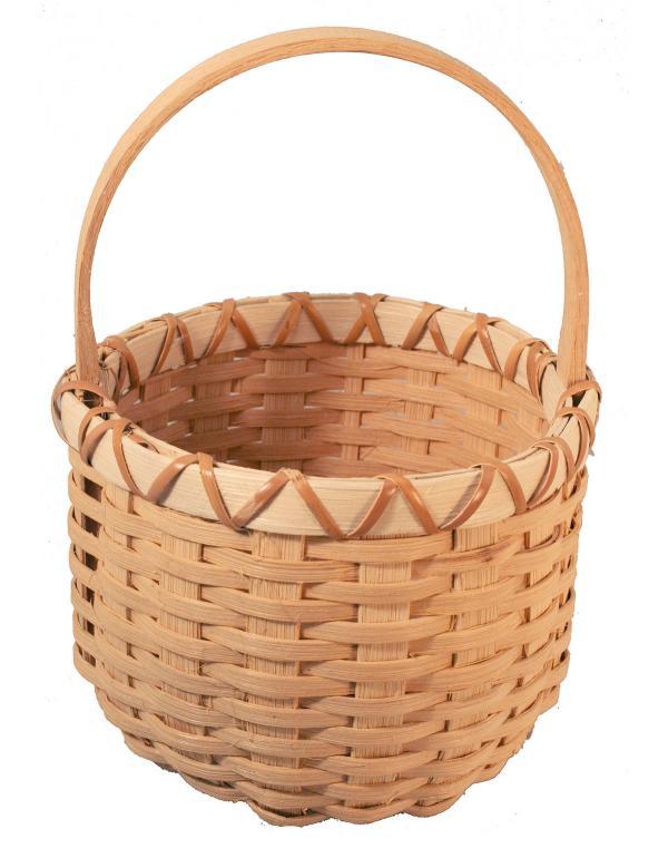 Beginner Basket Weaving Kit